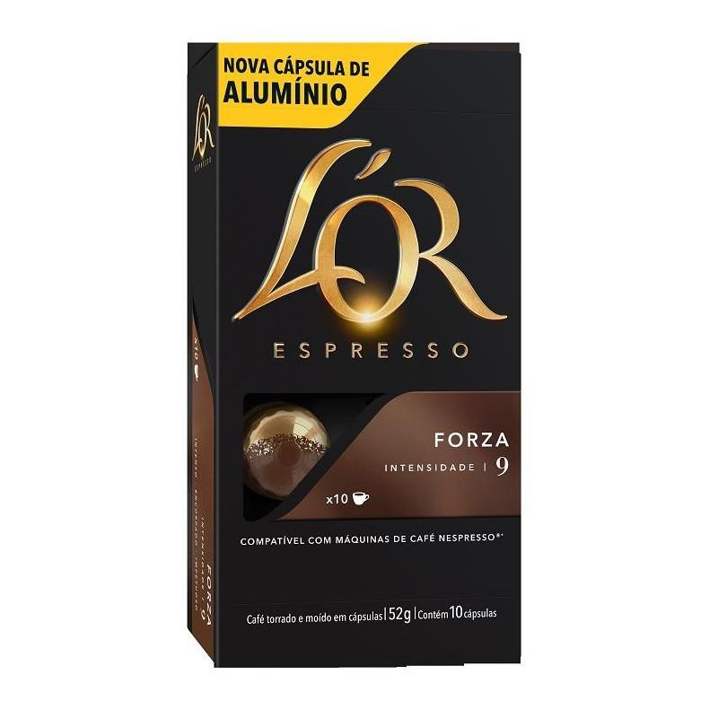 Café L'or Espresso Forza (intensidade 09)