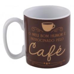 Caneca Café Humor