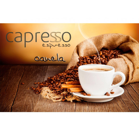 Café com Canela Capresso (10 cápsulas)