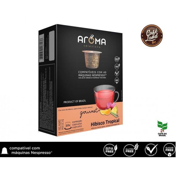 Chá Tropical - Aroma