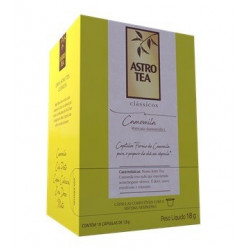 Chá Camomila - Astro Tea (10 cápsulas compatíveis Nespresso)