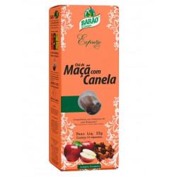 Chá Maçã com Canela - BARÃO (10 cápsulas Compatíveis Nespresso)