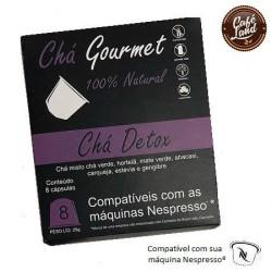 Chá Detox (cx. com 8 cápsulas)