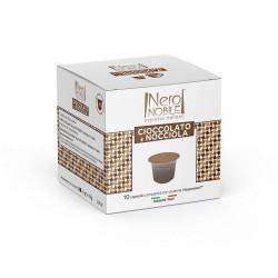 Chocolate com Avelã - Italiano (10 cápsulas compatível Nespresso)