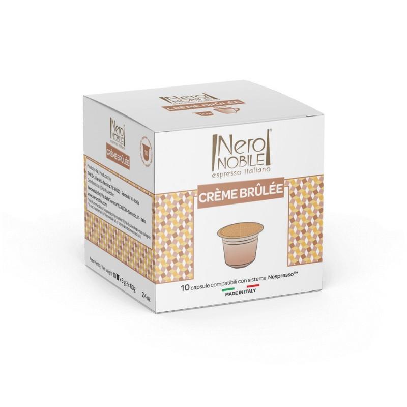 Créme Brúlée - Italiano (compatível Nespresso)