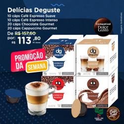 Combo Deguste Espressos e...