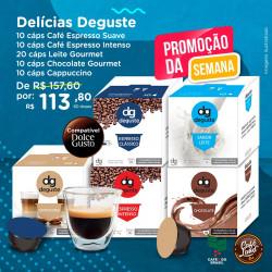 Combo Deguste Espressos...