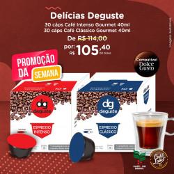 Combo Deguste Cafés...