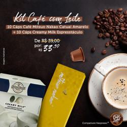 Combo Café Latte 20 Cáps:...