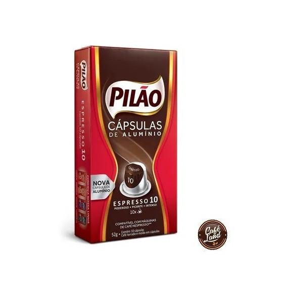 Café Pilão Espresso Intensidade 10