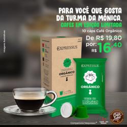 Café Turma da Mônica:...