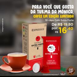 Café Turma da Mônica: Extra...