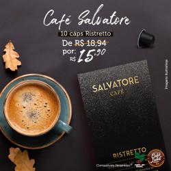 Salvatore Ristretto (10 caps compatíveis Nespresso)