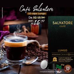 Salvatore Lungo (10 caps compatíveis Nespresso)