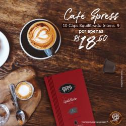 Café Spress Equilibrado (Intensidade 9)