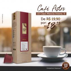 Astro Café - Mescla (intensidade 9)