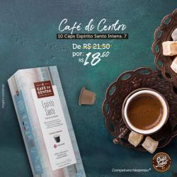 Café do Centro - Espírito Santo (intensidade 7)
