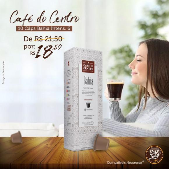 Café do Centro - Bahia (intensidade 6)