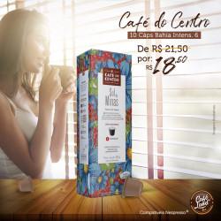 Café do Centro - Sul de Minas (intensidade 8)
