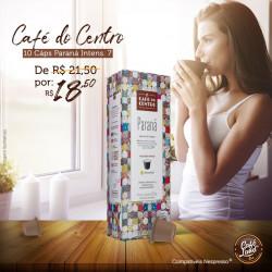 Café do Centro - Paraná (intensidade 8)