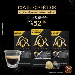 Combo Cafés L'OR 30...
