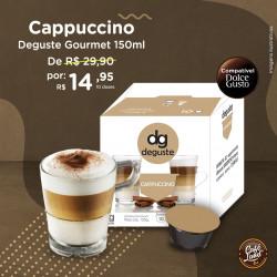 Cappuccino com Canela...