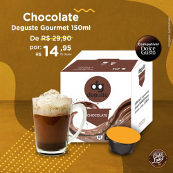 Chocolate Deguste Gourmet -...