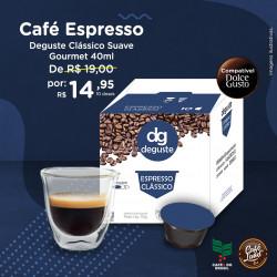 Café Espresso Deguste...