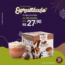 Espetacolate Chocolate