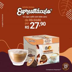 Café com Leite Zero...