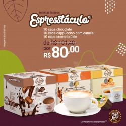 Trio Espresstáculo® 3C:...