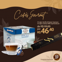 Dueto Café Gourmet Capresso...