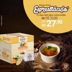 Crème Brûlée Espresstáculo®...